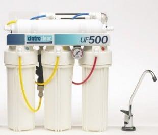 Производство на питейна вода CintroClear