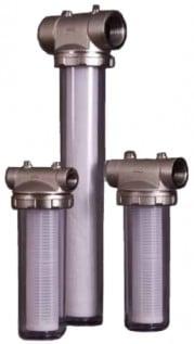 Механични филтри за вода