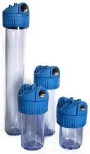 Филтри и патрони за вода Filtra