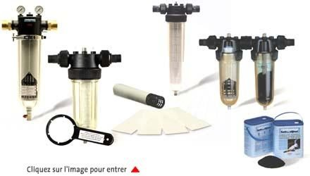 Самопочистващи и самопромивни филтри